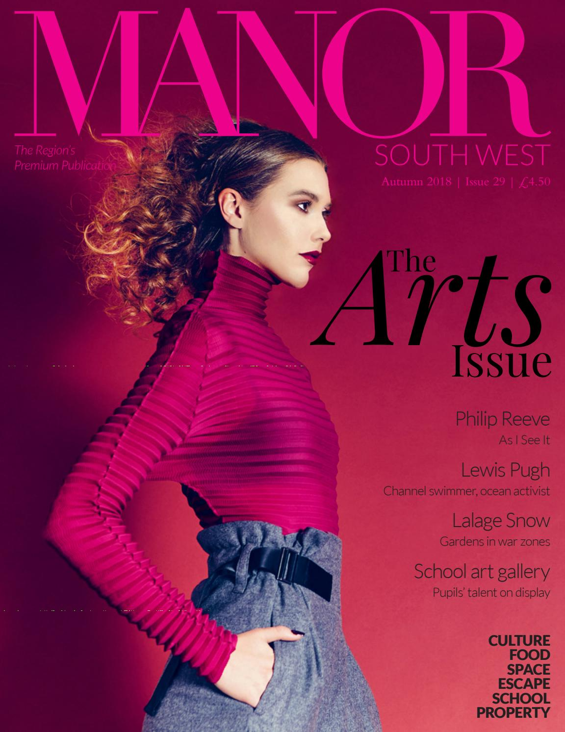 fc557b7d27 MANOR The Arts Issue