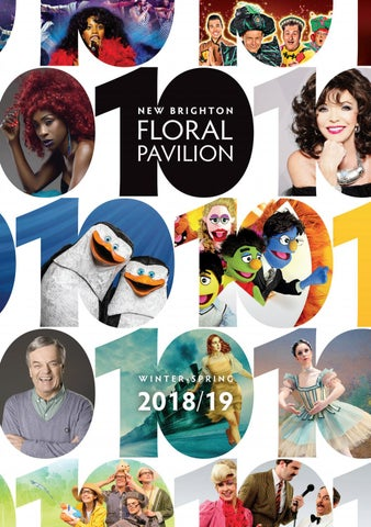 Floral Pavilion Season Guide Winter to Spring 2018-19 by Floral