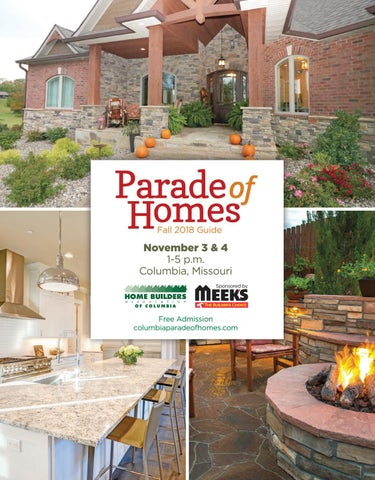 Parade of Homes Fall Showcase Guidebook by BATC-Housing First ... on
