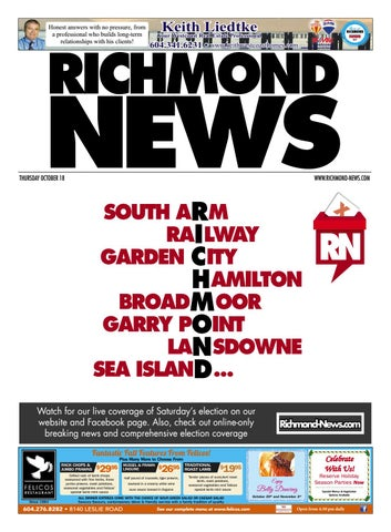 c98fa30b7938 Richmond News October 18 2018 by Richmond News - issuu