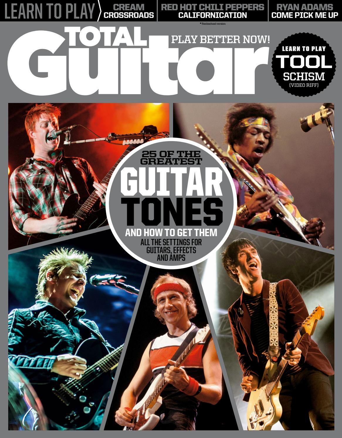 Total Guitar 312 Sampler By Future Plc Issuu