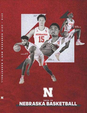 3202532ac25e 2018-19 Nebraska Basketball Media Guide by Shamus McKnight - issuu