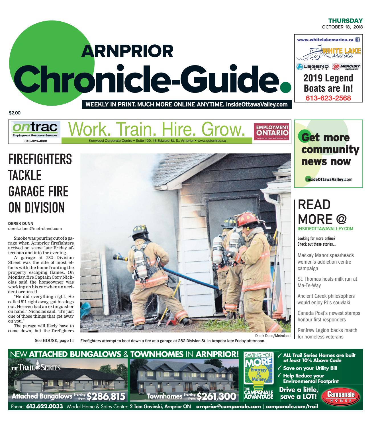 be8bd4341e9f8 ARN A 20181018 by Metroland East - Arnprior Chronicle-Guide - issuu