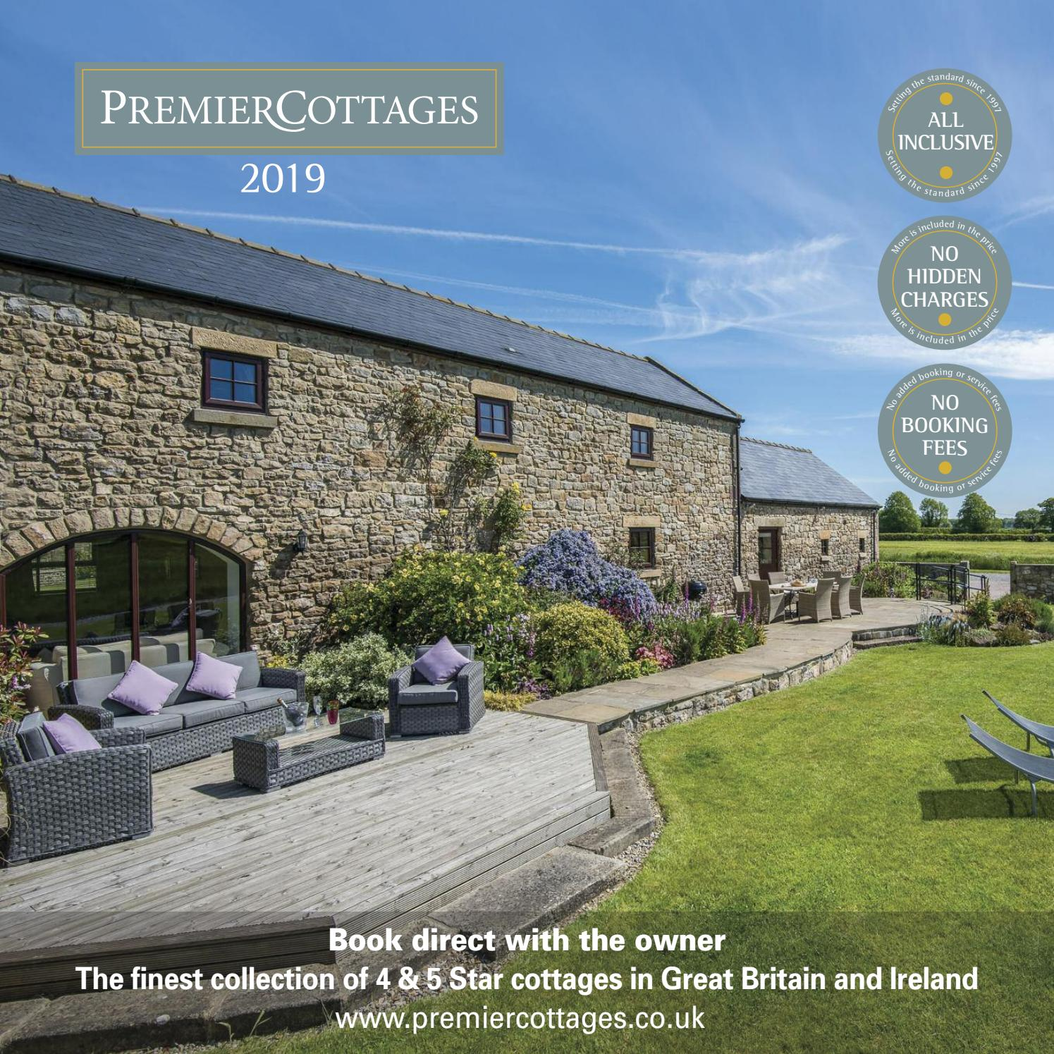Remarkable Premier Cottages Brochure 2019 By Web Admin Issuu Download Free Architecture Designs Scobabritishbridgeorg