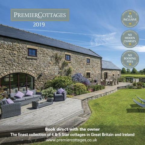 Premier Cottages Brochure 2019 By Web Admin Issuu