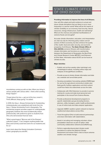 Page 17 of Our Centers: Sharpe Innovation Commons
