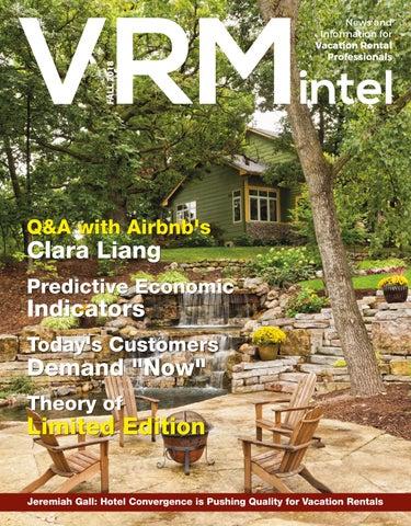 VRM Intel Magazine Fall 2018 by Amy Hinote - issuu