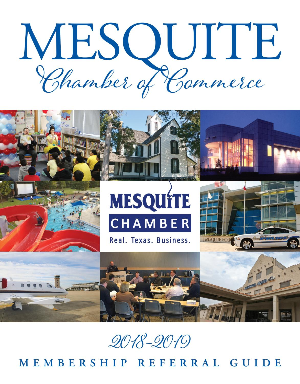 79bf733db3b4 Mesquite TX Community Profile by Town Square Publications