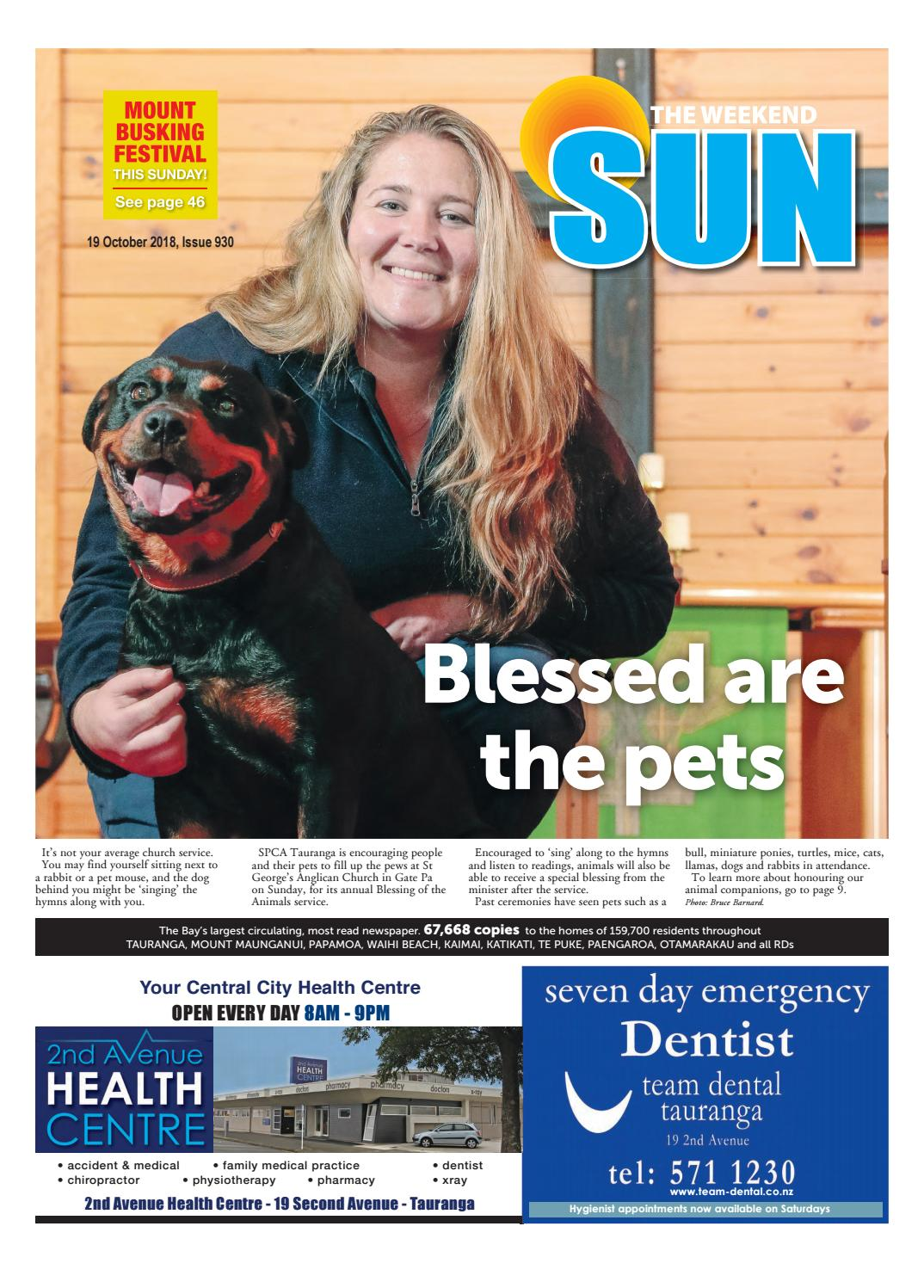 The Weekend Sun - 19 October 2018 by Sun Media - issuu