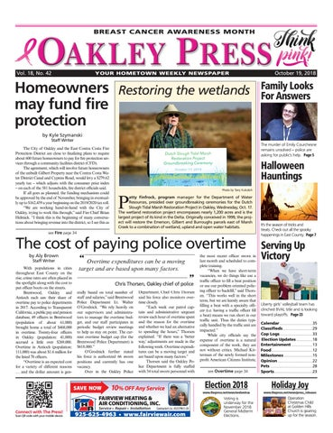 7bb79d21430f6 Oakley Press 10.19.18 by Brentwood Press   Publishing - issuu