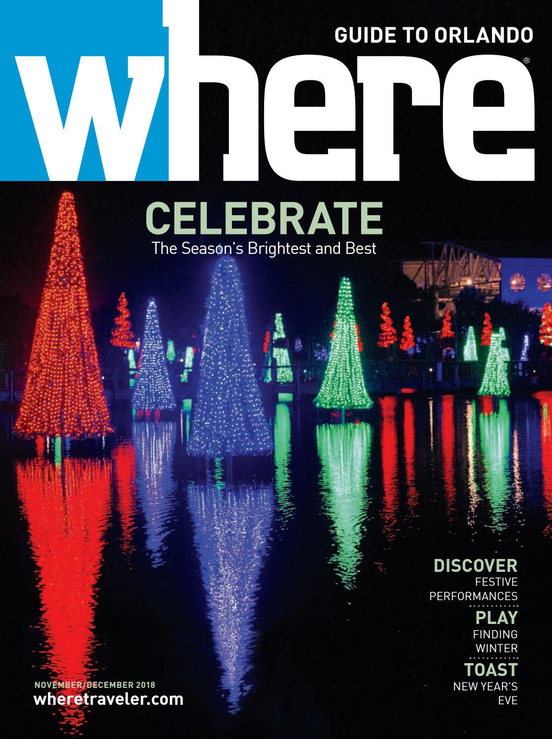 21900a79fb37 Where Magazine Orlando Nov 2018 by Morris Media Network - issuu