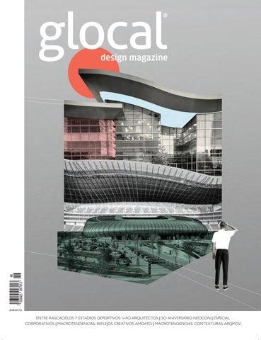 3cd554a09 Glocal Design Magazine No. 46 Homenaje a V-FO Arquitectos by GLOCAL ...