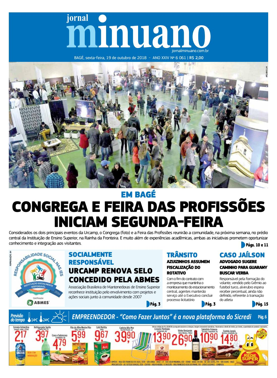 20181019 by Jornal Minuano - issuu cd642492a9
