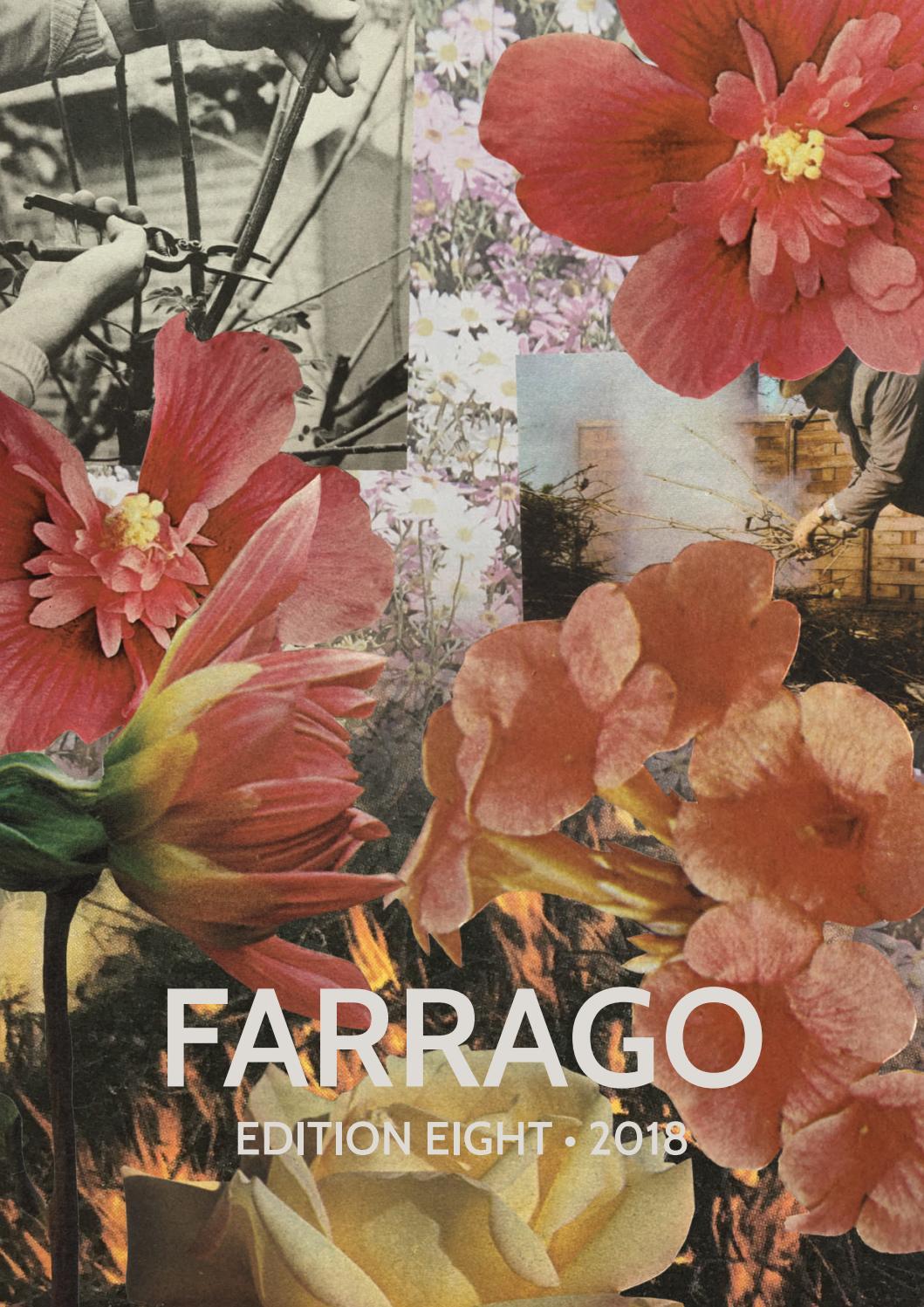 2018 Edition 8 by Farrago Magazine - issuu