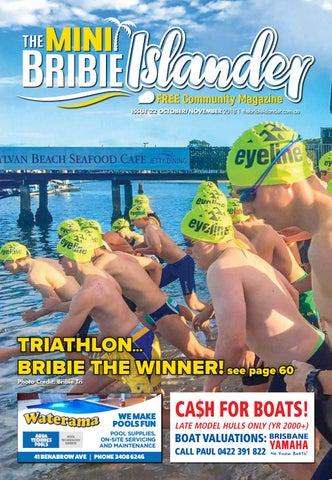 The MINI Bribie Islander Oct 2018 | Issue 22