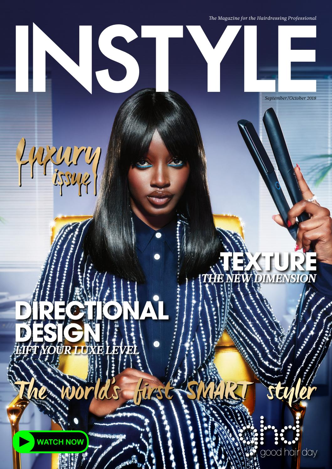 INSTYLE September/October 2018 by The Intermedia Group - issuu
