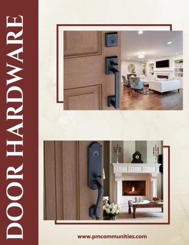 Page 7 of Door Hardware