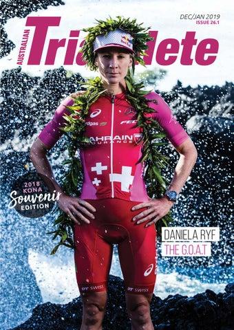 33ccc5a14d6 Australian Triathlete Dec Jan 2019 by Publicity Press - issuu