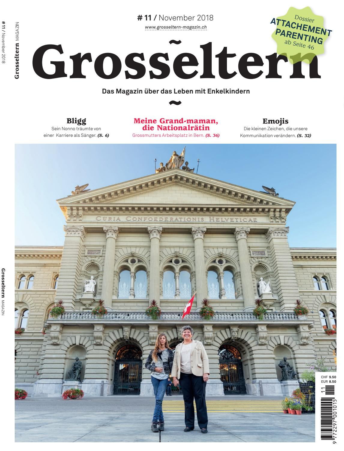Grosseltern Magazin 112018 By Grosseltern Magazin Issuu