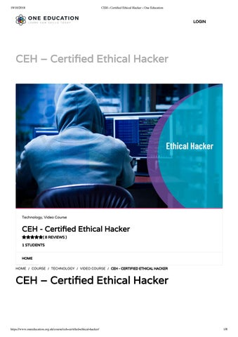 Course download official v3.0 certified ethical hacker ceh