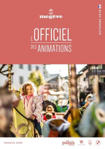 Officiel de Megève Hiver 2018 by Megève (officiel) issuu