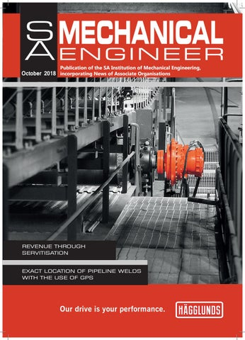 SA Mechanical Engineer Oct 2018