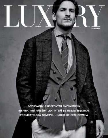 Luxury Business 2018 by LuxuryGuideCZ - issuu 496a9268ff9