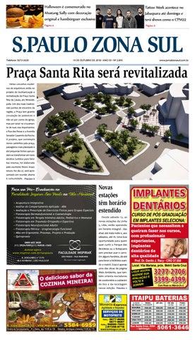 a409b26f6 19 de outubro de 2018 - Jornal São Paulo Zona Sul by Jornal Zona Sul ...