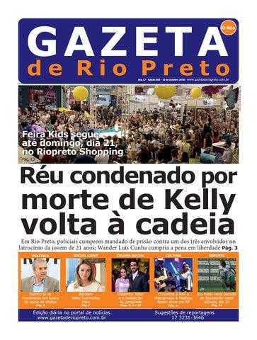 Gazeta de Rio Preto - 19 10 2018 by Social Light - issuu 77dd7e522c7