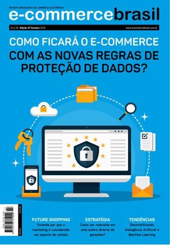 Como ficará o e-commerce com as novas regras de proteção de dados ... 1a24e6a0d7