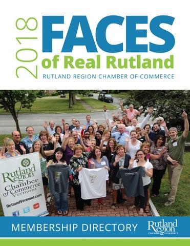 Rutland Region Chamber Of Commerce Membership Directory