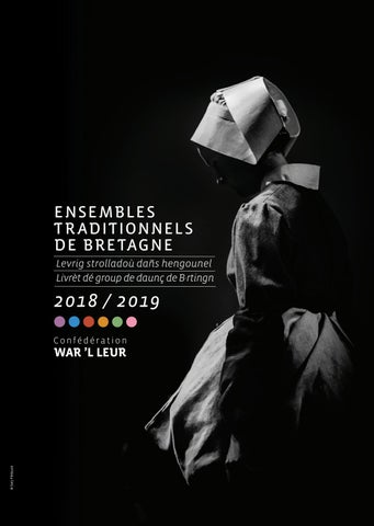 Livret des ensembles traditionnels de Bretagne 2018/2019 by