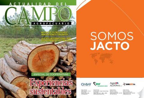 770fb3751 Actualidad del CAMPO AGROPECUARIO - Julio 2018 by Artemac. - issuu