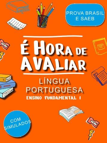 8fa869133 HORA DE AVALIAR PORT FUND I - miolo - aluno by Editora Eureka - issuu