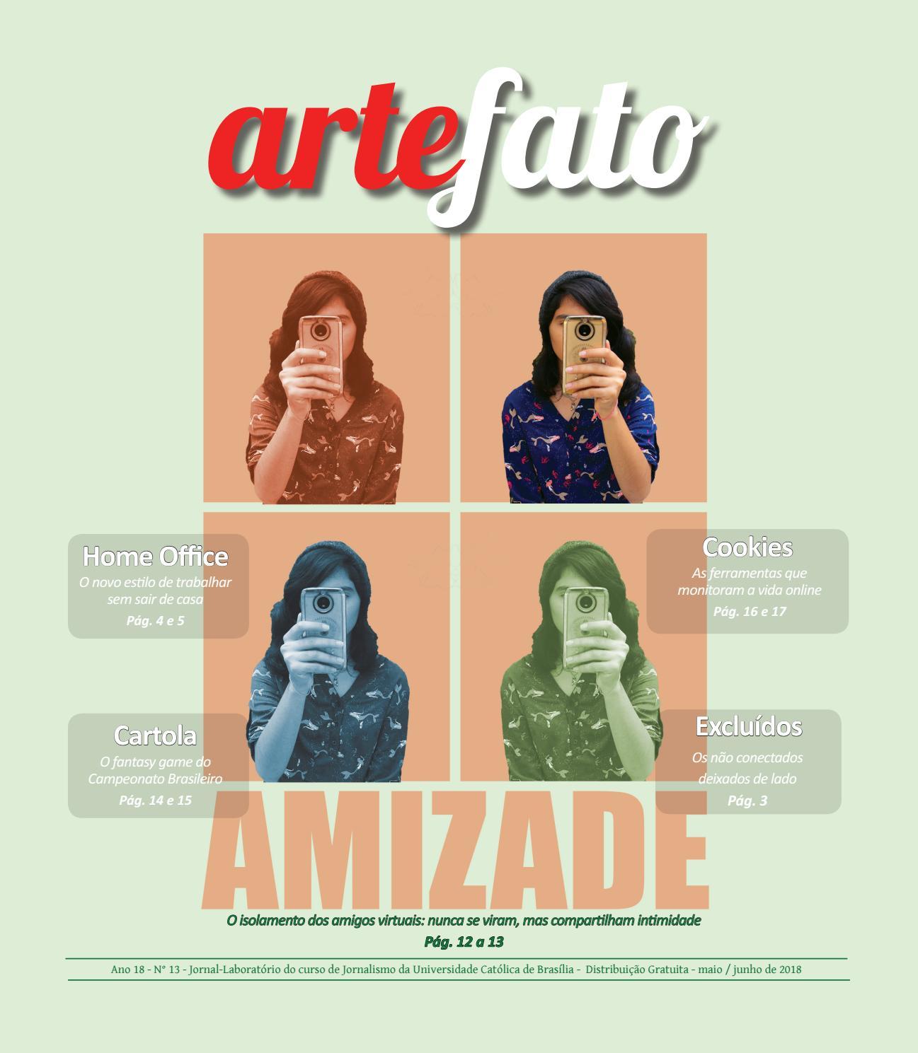 e7d4806f3b9b6 Jornal Artefato 02 2018 by Jornal-Laboratório Artefato - issuu