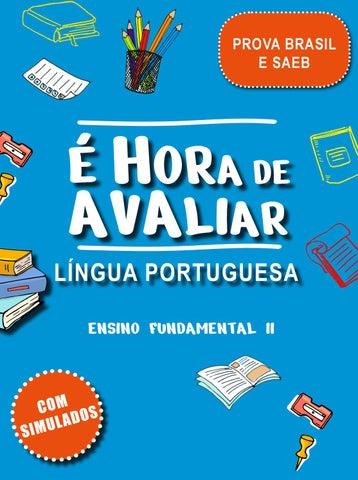 ff6419c75e6b HORA DE AVALIAR PORT FUND II - miolo - professor by Editora Eureka ...