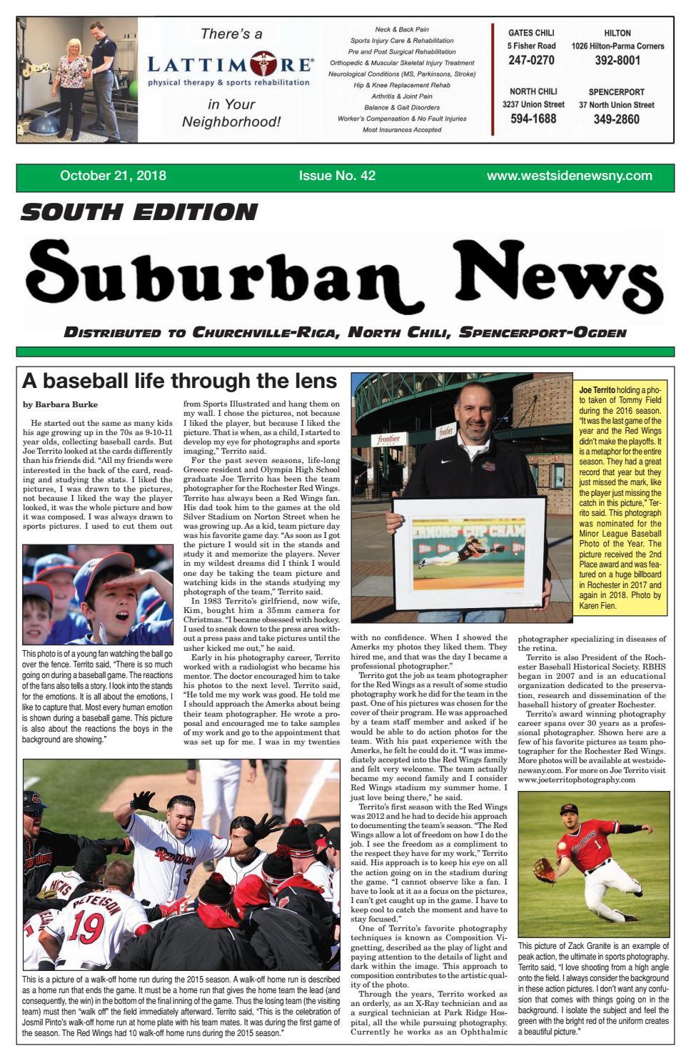 Pastoe Fibre Tv Kast.Suburban News South Edition October 21 2018 By Westside News