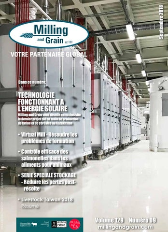 FRENCH LANGUAGE EDITION - Milling and Grain - Issue 5 - 2018 by ... 3cab0b33998