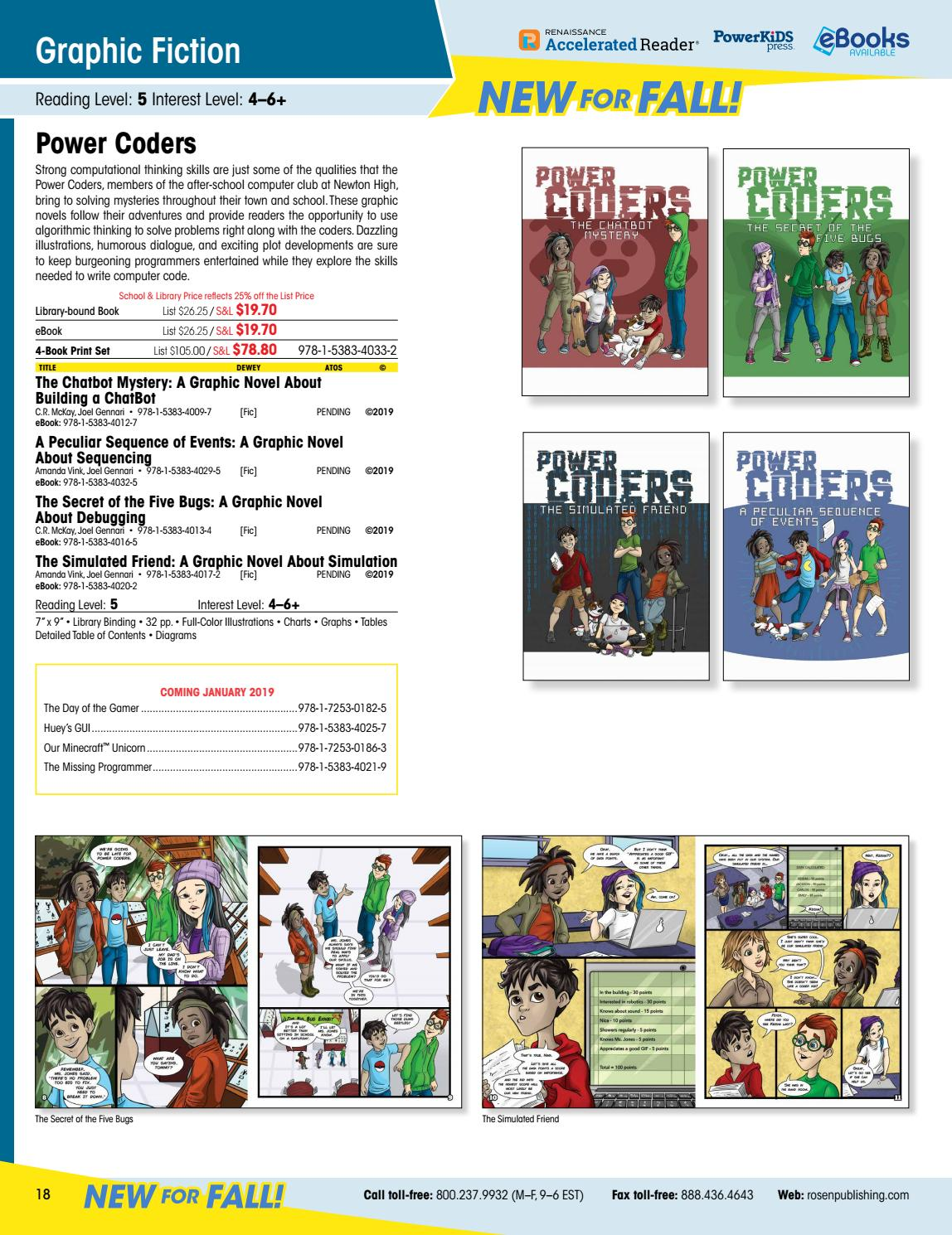 PowerKids Press 2019 Full Catalog by Rosen Publishing - issuu