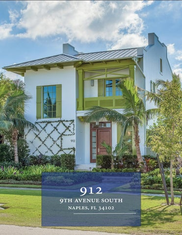 Page 1 of Old Naples Luxury Home for Sale