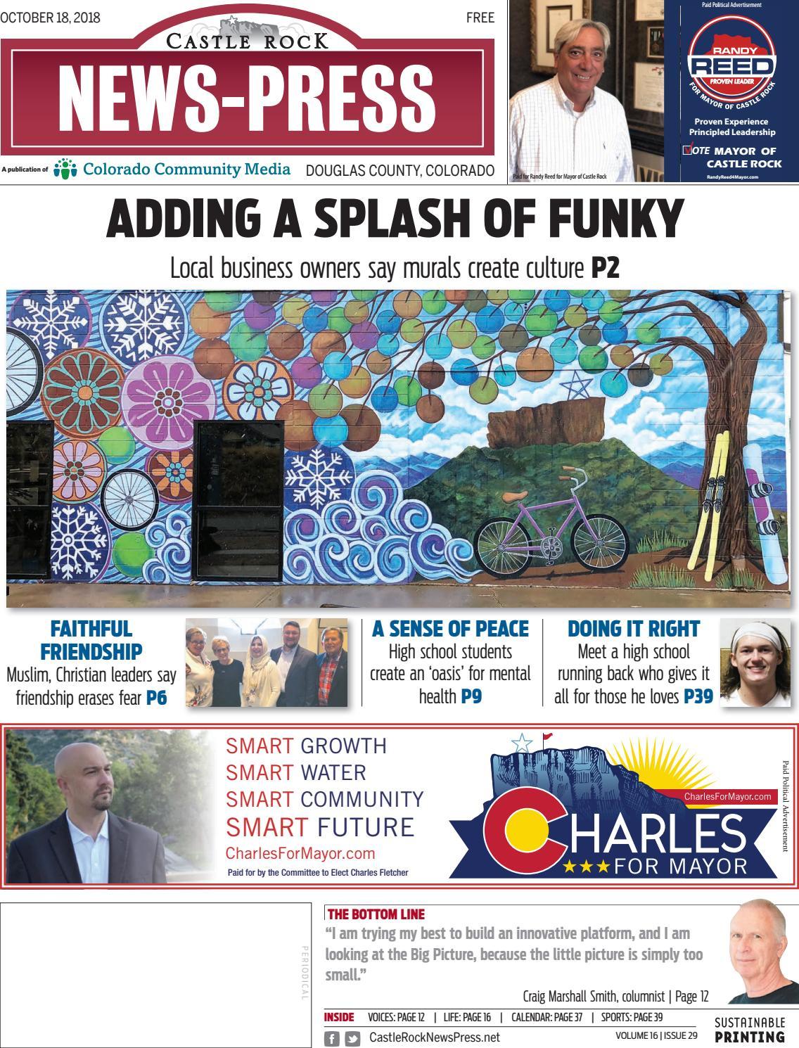 official photos 2ffbd a8f9b Castle Rock News-Press 1018 by Colorado Community Media - issuu