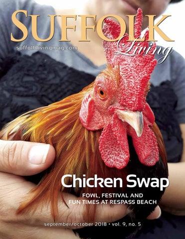 Suffolk Living September-October 2018 by Suffolk News-Herald