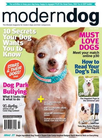 aaf30ca21 Modern Dog Fall 2014 by Modern Dog Magazine - issuu