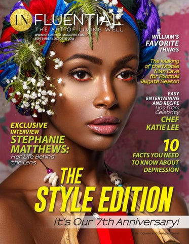 INFLUENTIAL-MAGAZINE.COM SEPTEMBER   OCTOBER 2018 b1cf8262aca