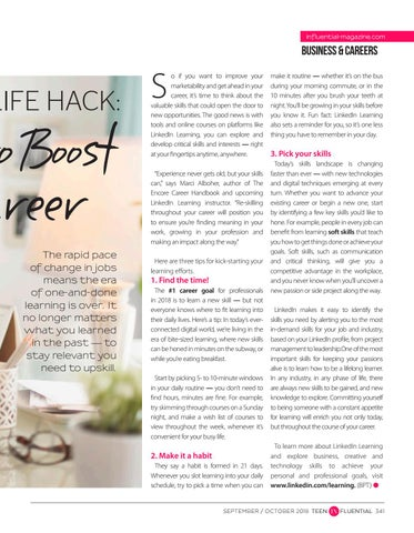 Page 341 of Five-Minute Hack: Tips to Boost Your Career