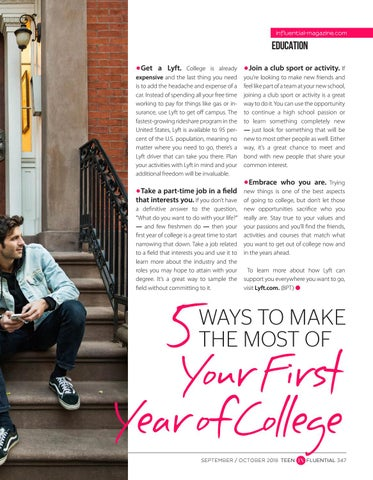Page 347 of 5 Ways to Make the Most of Your First Year of College