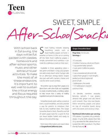 Page 384 of Sweet, Simple After-School Snacking