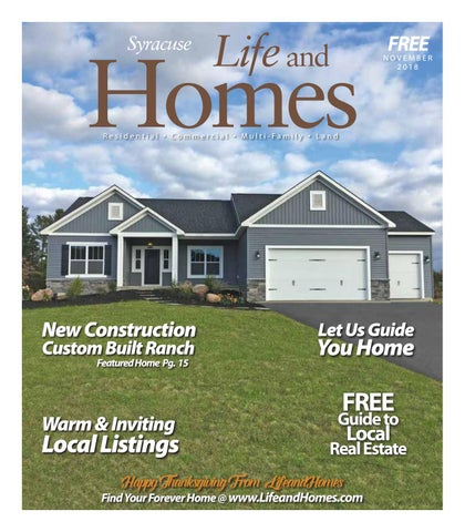 life and homes syracuse sept 2018 by stephen lisi issuu rh issuu com