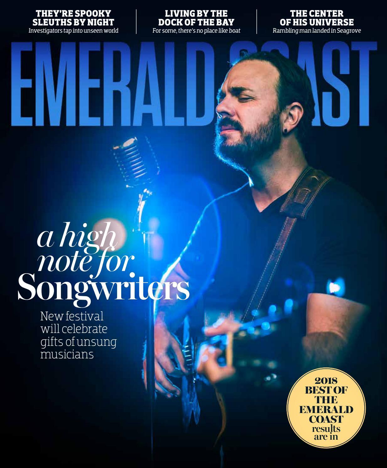 b1f6f267f9f6 Emerald Coast Magazine - October November 2018 by Rowland Publishing ...