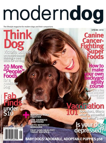 6142956d8a4 The lifestyle magazine for modern dogs and their companions